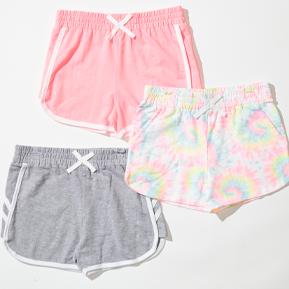 Girls 3pc Short Sets