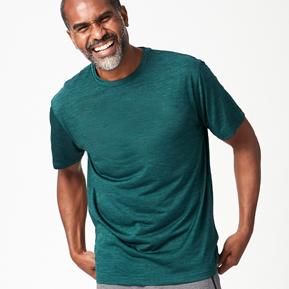 Mens Active Logo T-Shirts