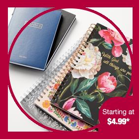 Stationary Notebooks