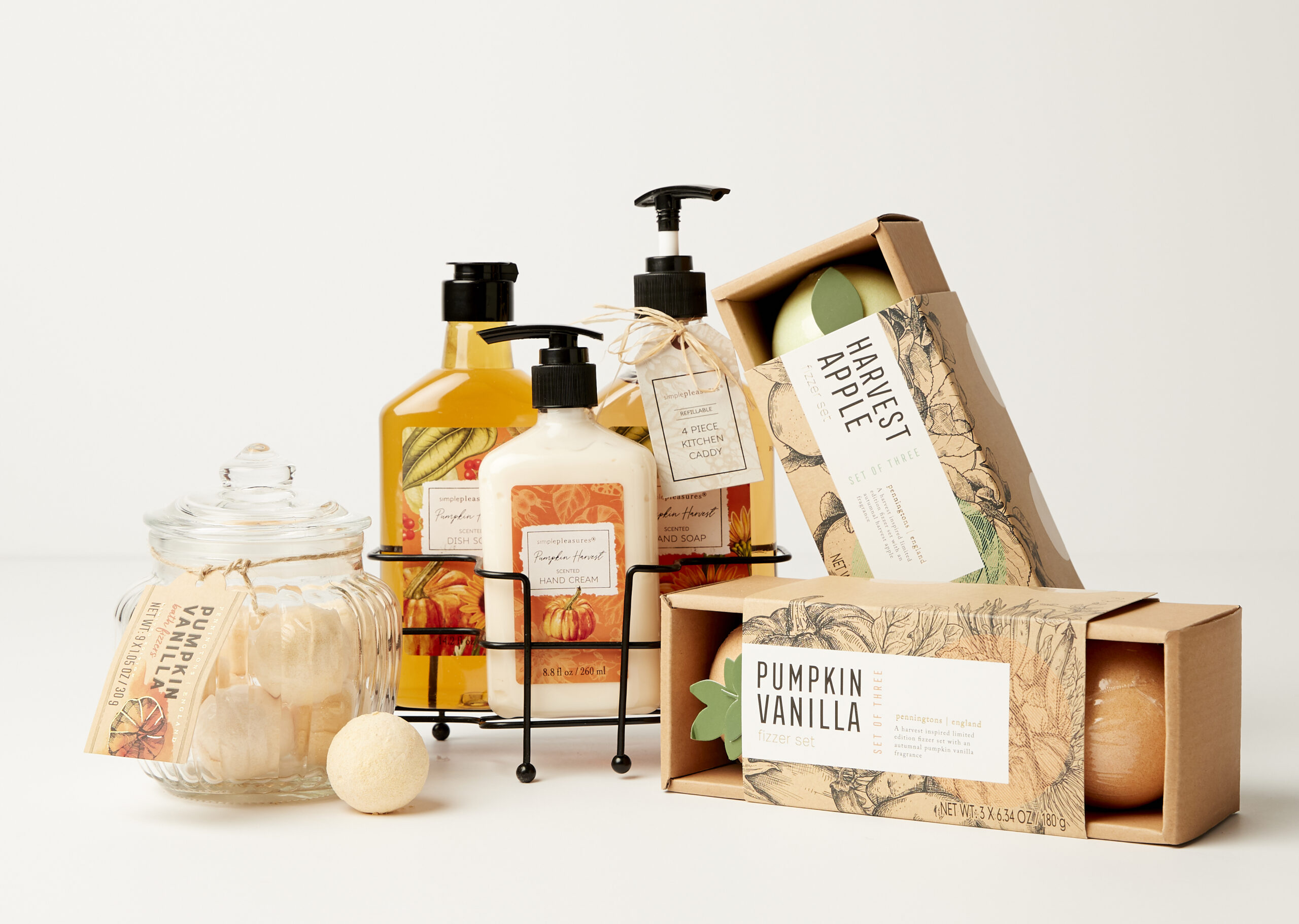 Fall Bath Essentials