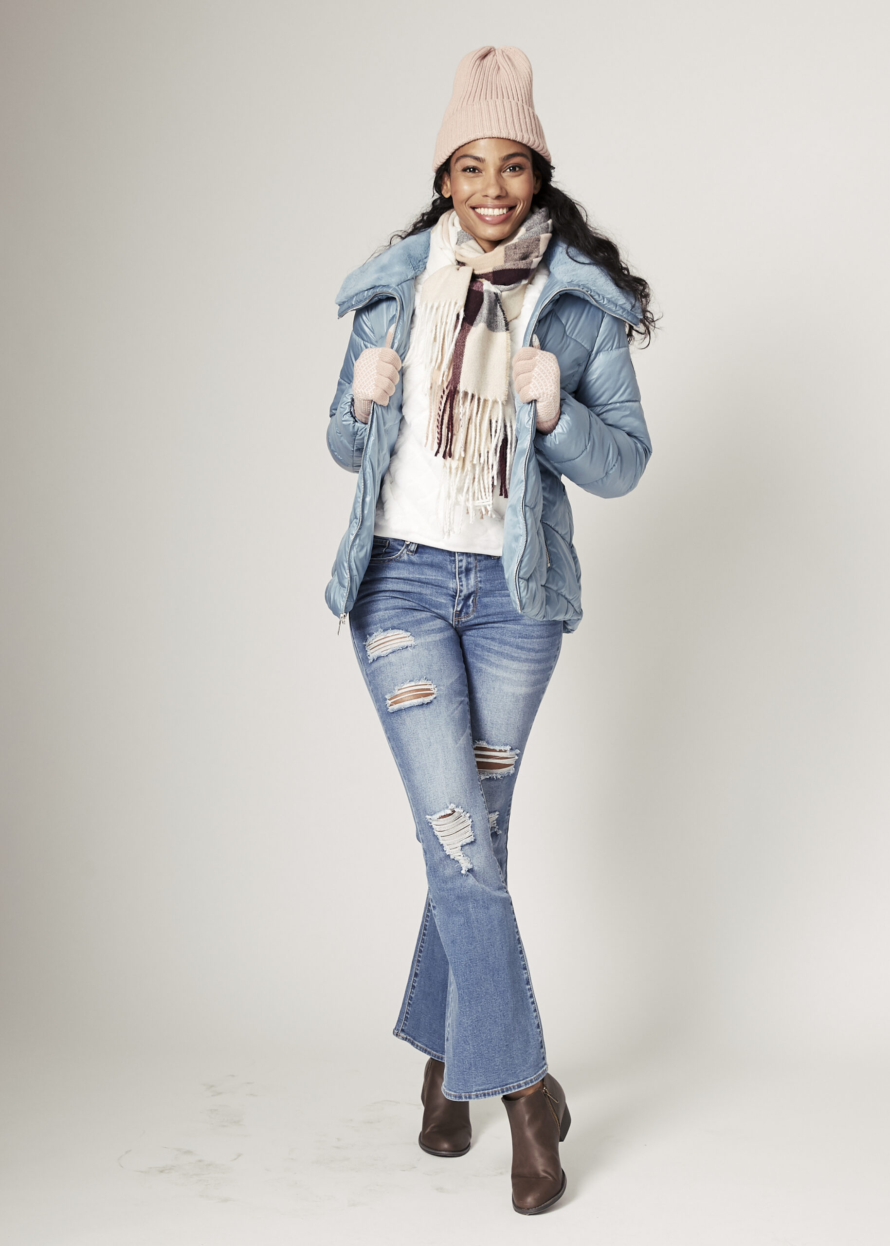 ALL COATS: BRIGHTER, NEWER COLORS