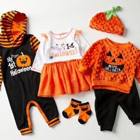 First Halloween Sets