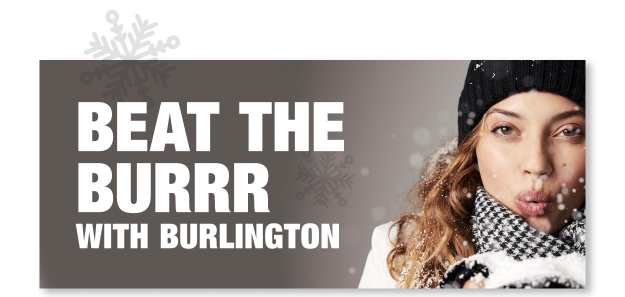 Beat the Burr at Burlington!